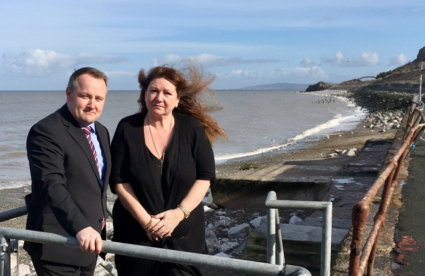 £1.6m investment to improve Old Colwyn promenade