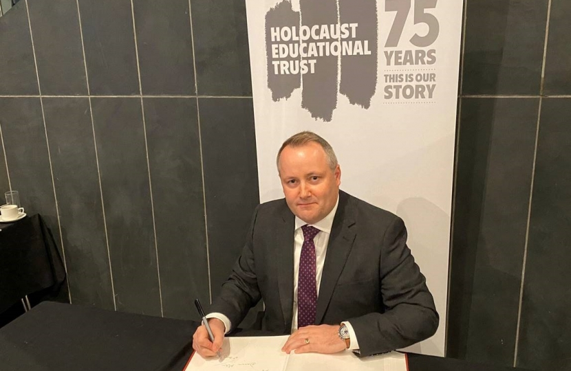 We must all seek to learn from the events of the Holocaust
