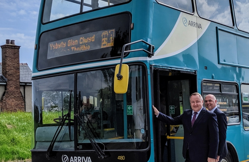 Hospital Park and Ride extension welcomed